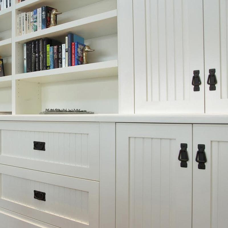has been hand crafting custom cupboards and doors